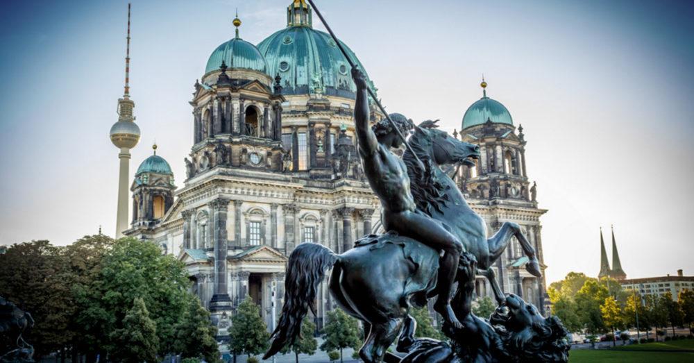 Берлин автобусный тур из Минска