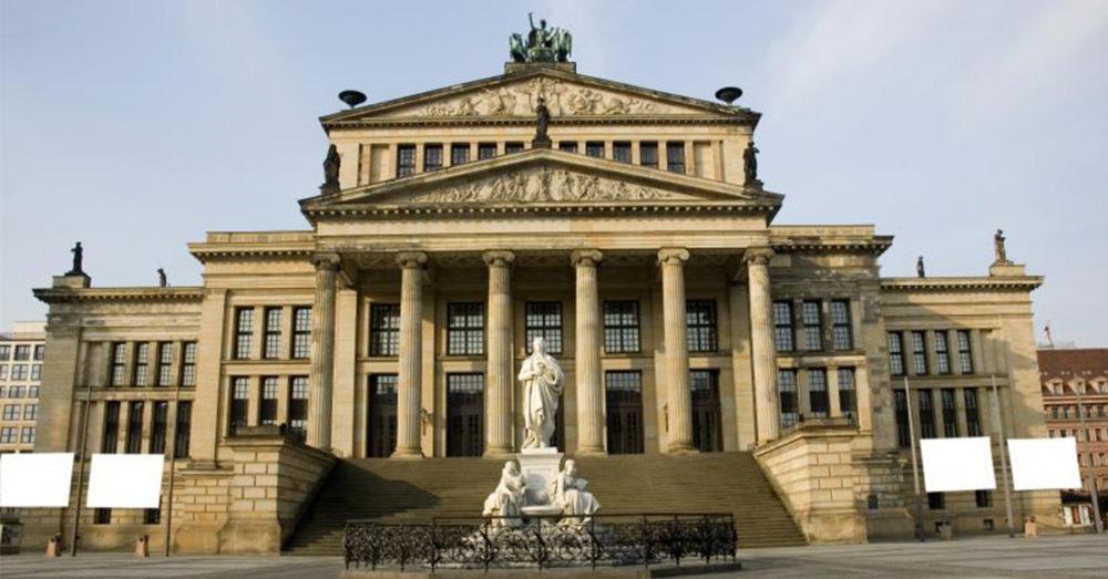 Берлин тур по городу