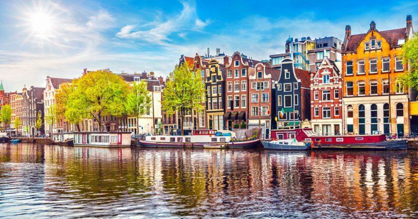 тур Амстердам берлин прага