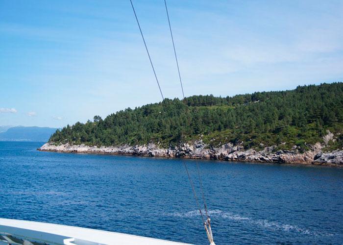 паром швеция путешествие скандинавия