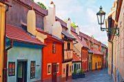Экскурсия по Праге: Золотая улочка