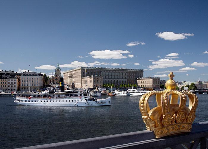 Прогулки по Стокгольму