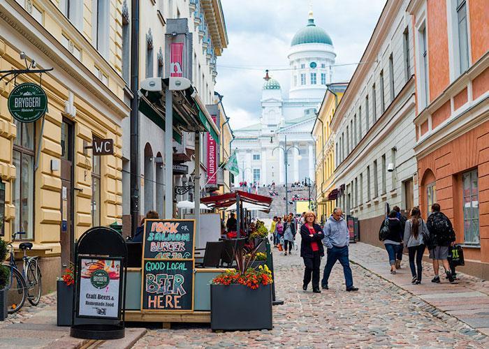 Как провести время в Хельсинки
