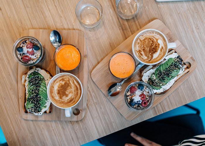 Еда в Хельсинки: экологичная и дизайнерская