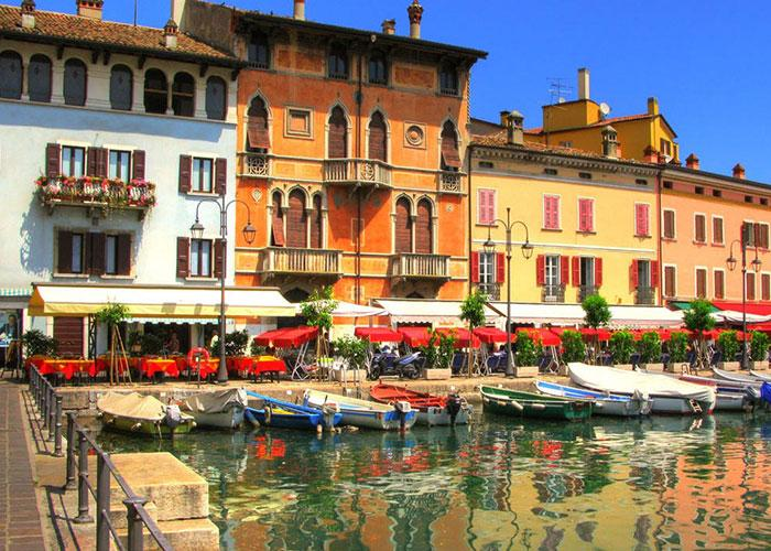 Тур в Италию из Минска: Милан, Верона, озеро Гарда