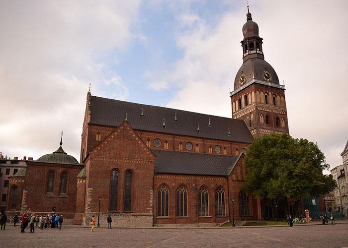 Экскурсионный тур в Ригу, Стокгольм, Таллинн