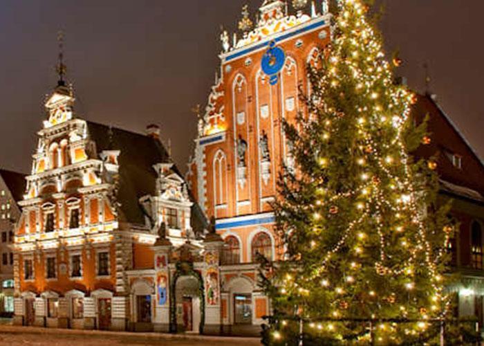 Новый год 2019 на пароме из Минска