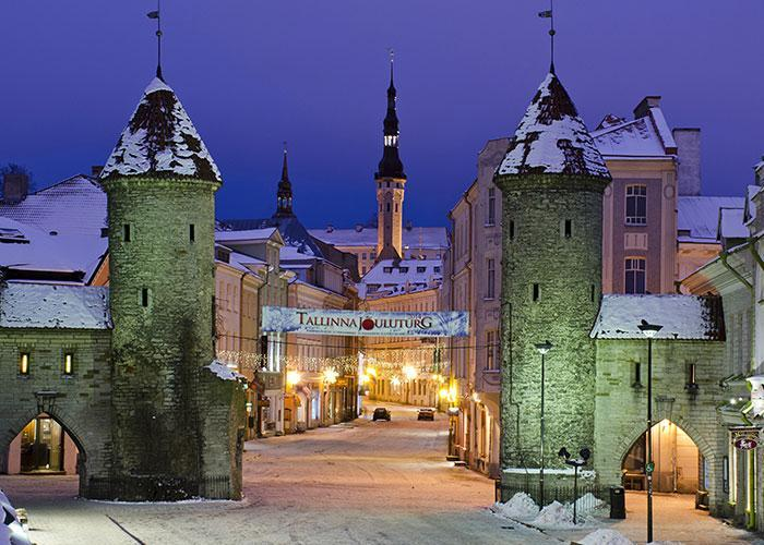Новогодний тур в Прибалтику и Скандинавию из Минска