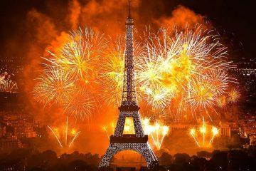 Новогодний тур в Париж 2019