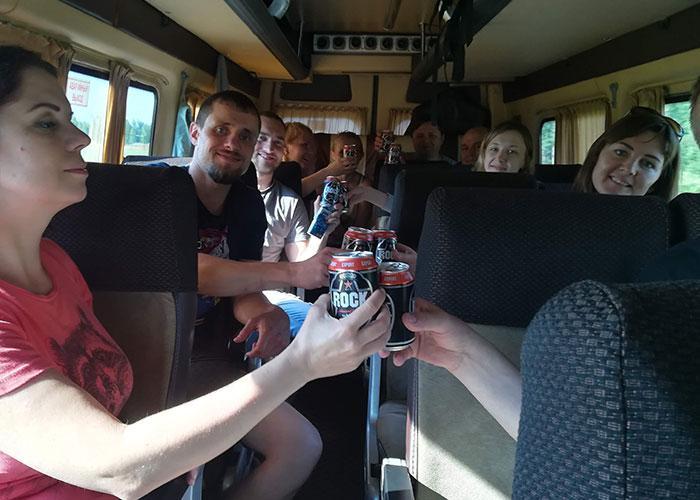 Автобусные туры на концерты и фестивали