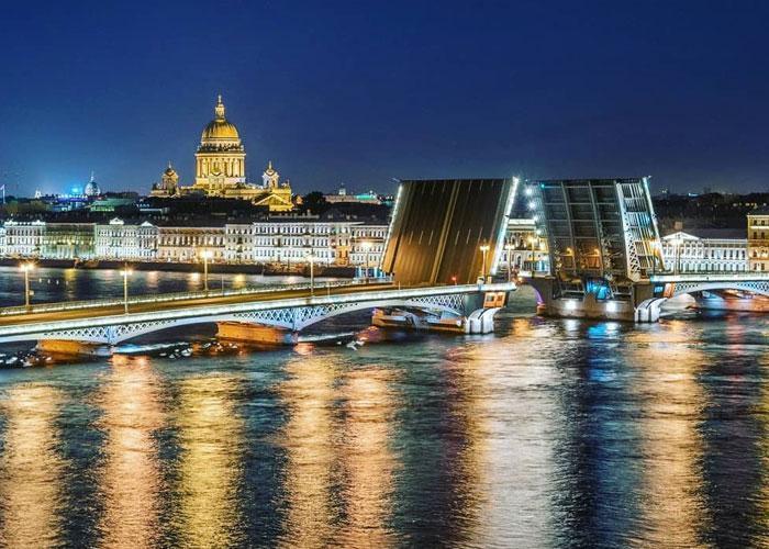 Автобусный тур в Санкт-Петербург на концерт Rammstein