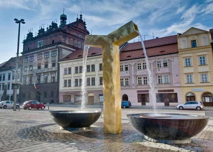 Поездка в Пльзень - пивную столицу Чехии