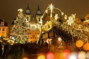 Рождественские и Новогодние туры в Прагу из Минска