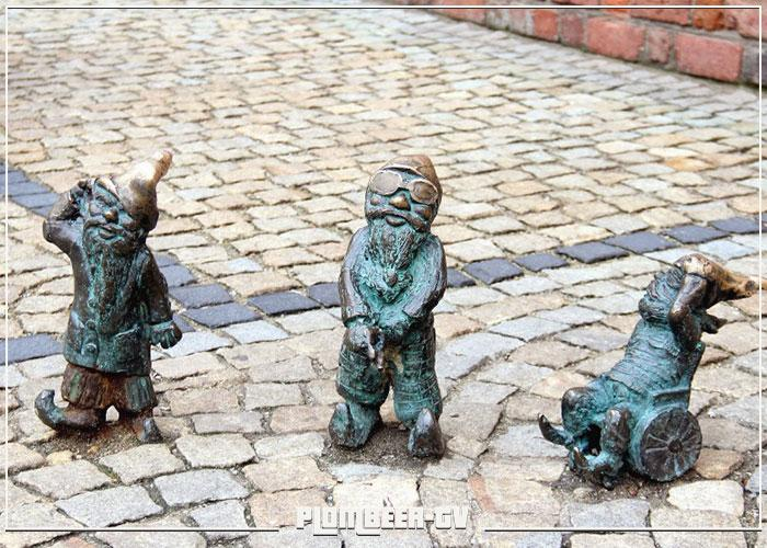 Вроцлав: в поисках гномов