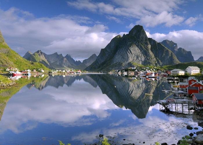 круиз в норвегию