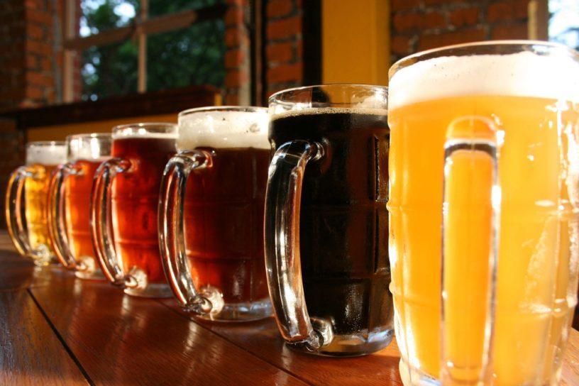Крафтовое пиво украины