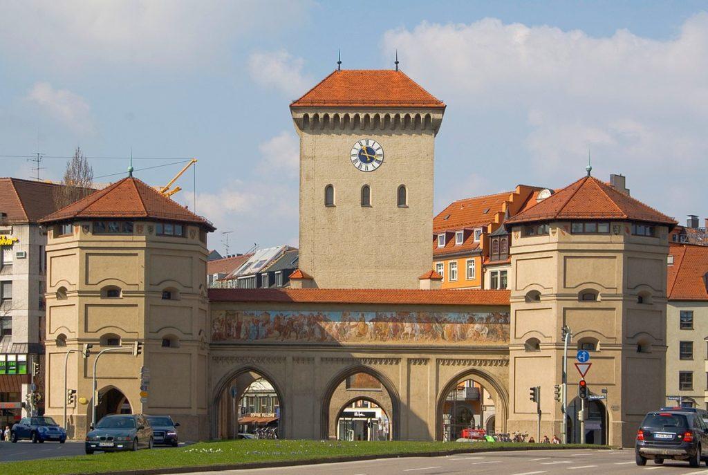 Мюнхен Изартор