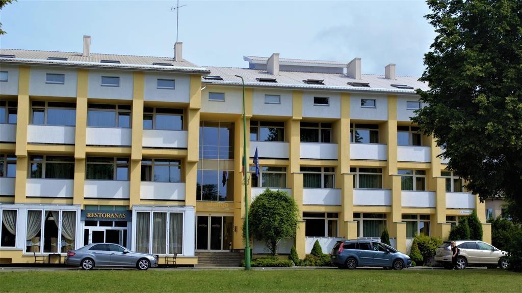 Паланга Alanga фасад
