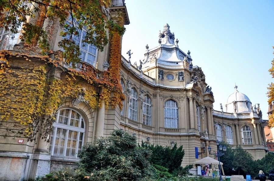 Будапешт Вайдахуняд