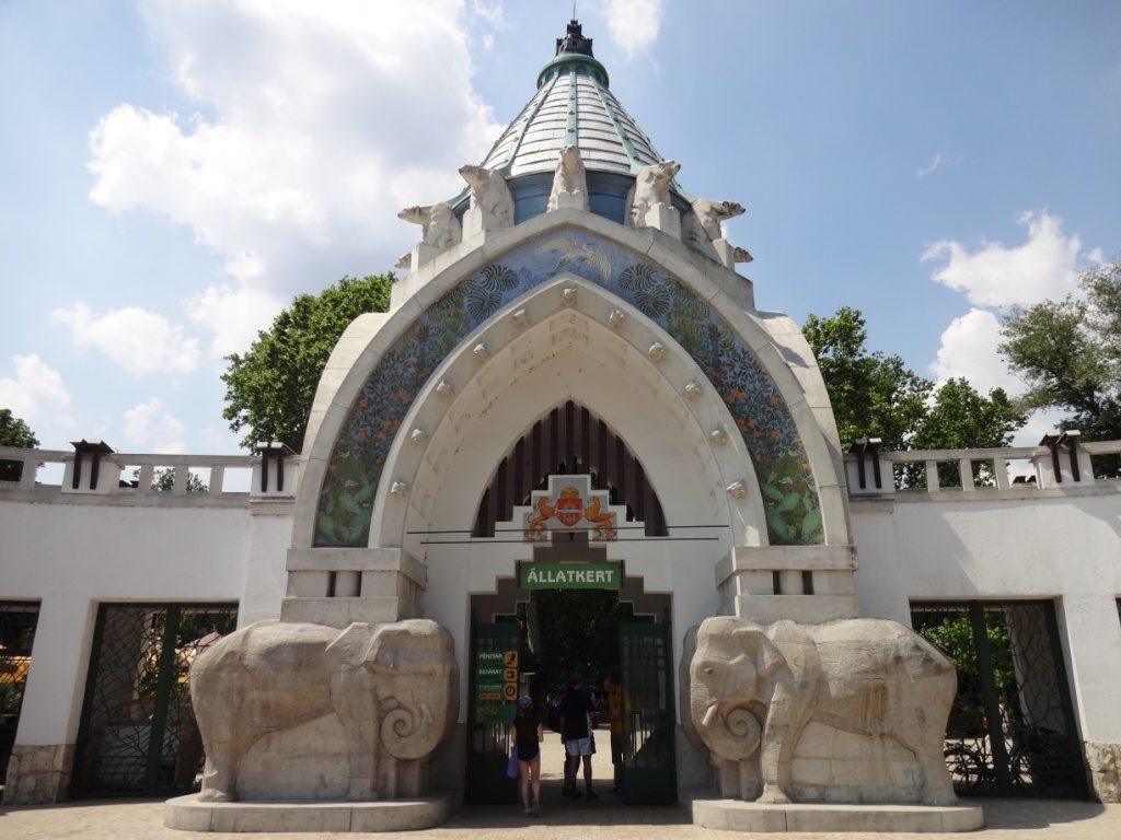 зоопарк Будапешта