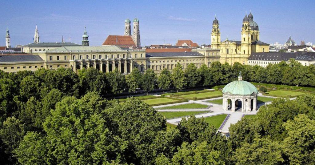 Мюнхен Резиденция