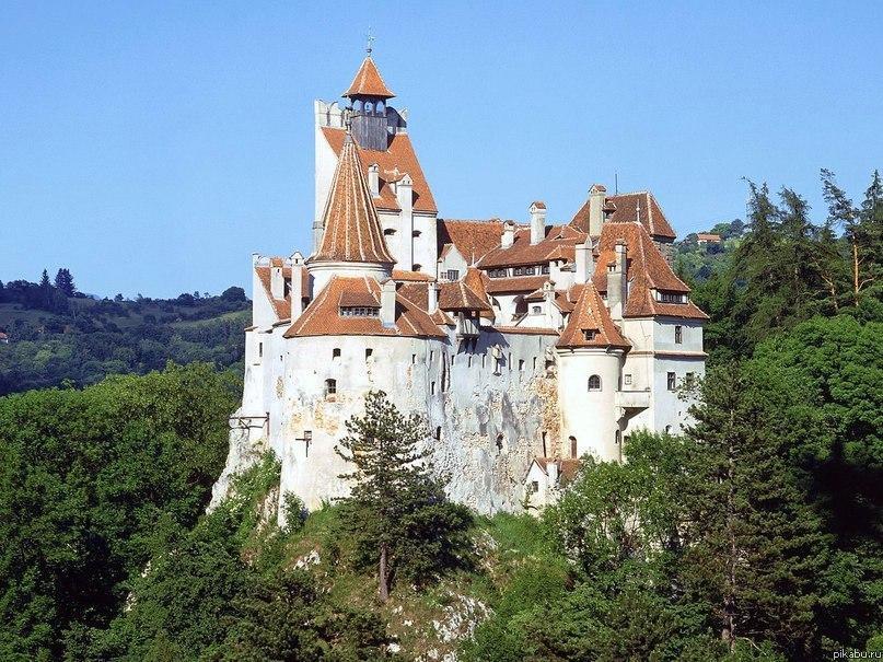 Замок Бран - Замок Дракулы