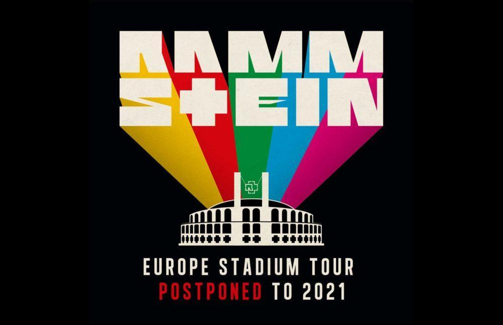 Концертный тур Раммштайн 2021