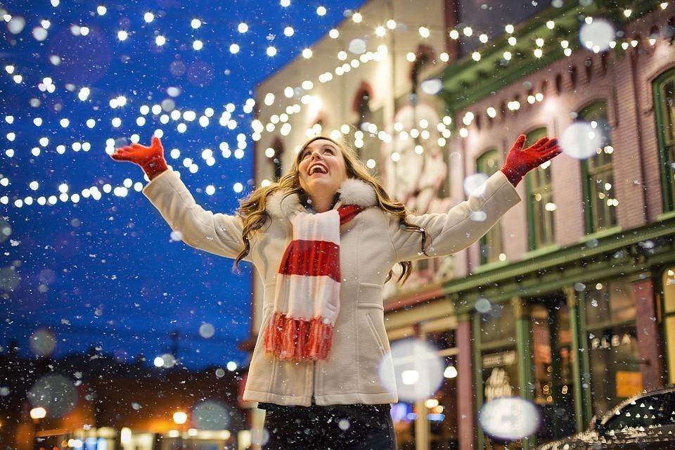Рождественские праздники в Праге