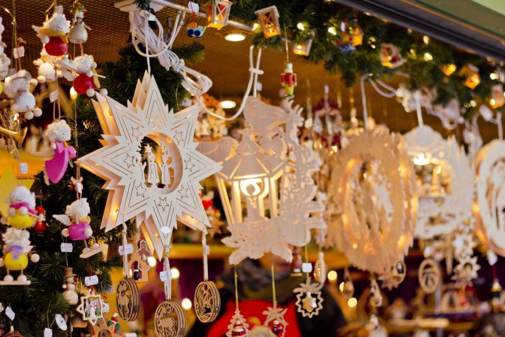Рождественская ярмарка Дрезден