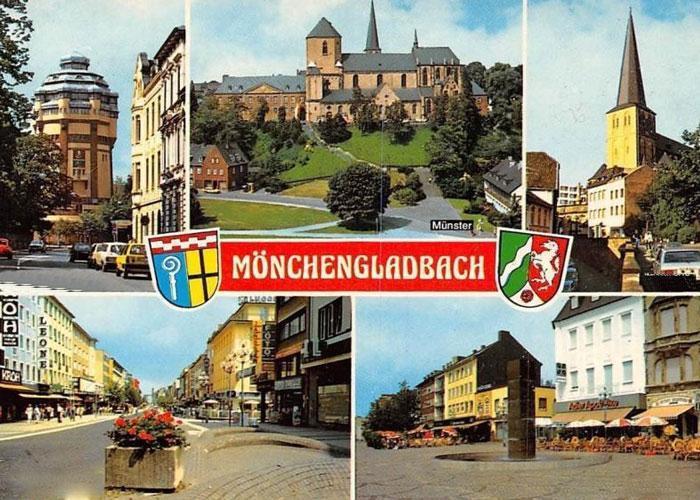 Менхенгладбах футбол