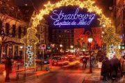 Страсбург в Рождество