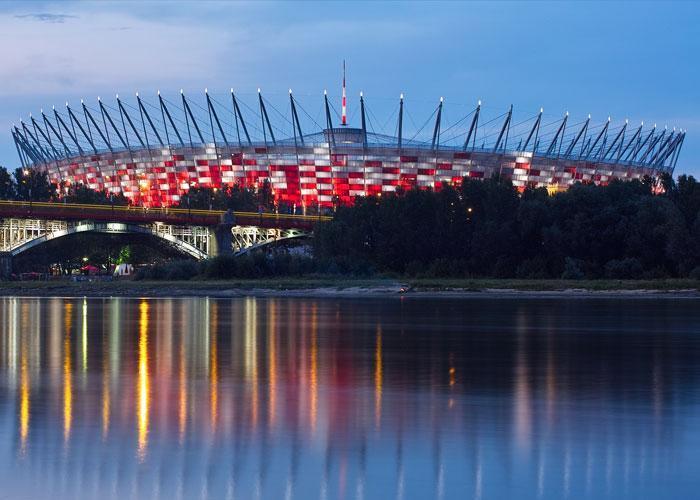 Варшавский стадион Narodowy