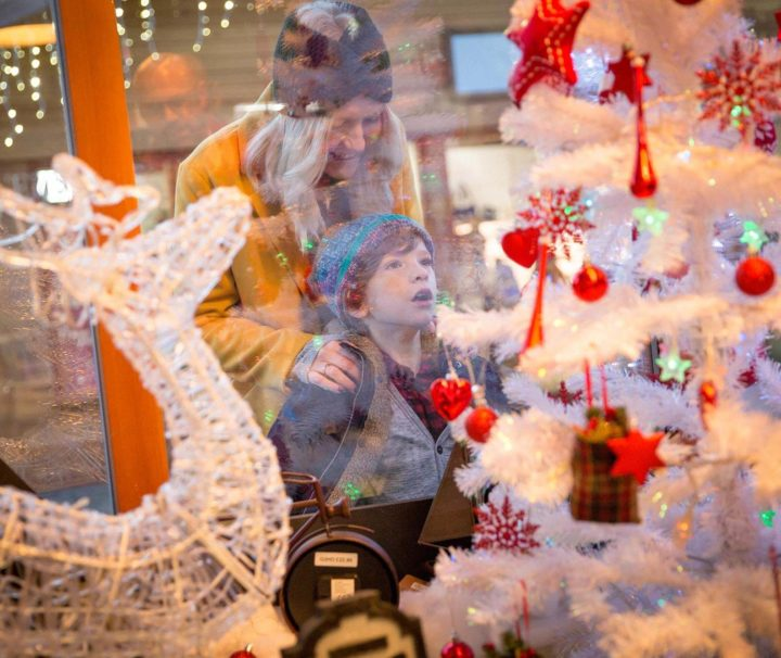Рождественский шопинг в Варшаве