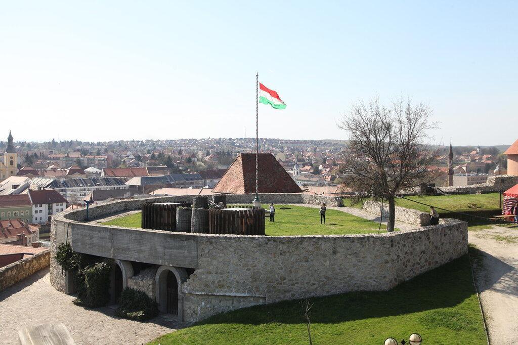 крепость в Эгере
