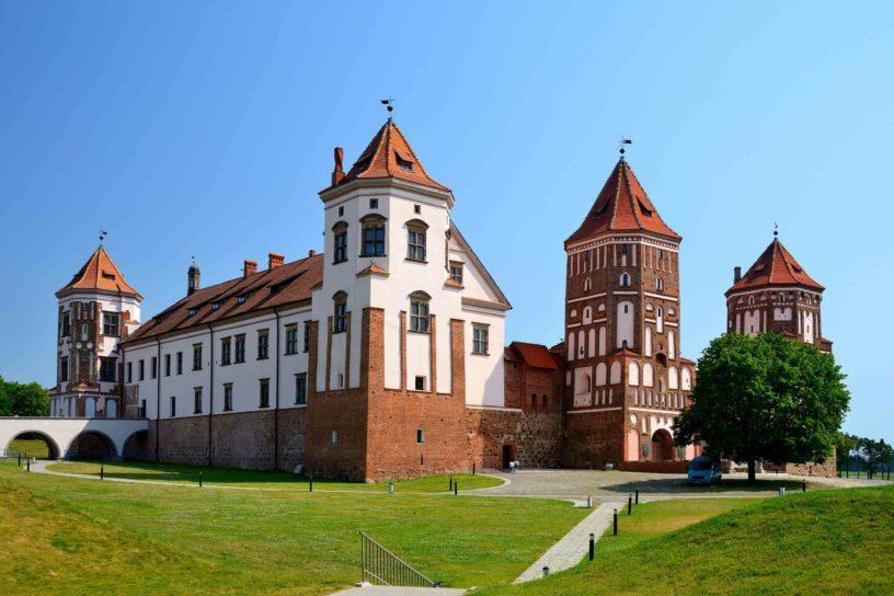 Тур выходного дня по Беларуси