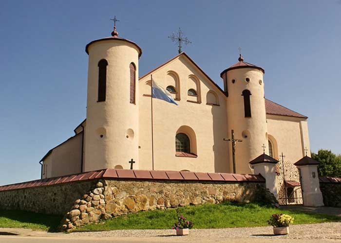 Храмы Беларуси где посмотреть