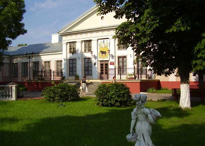 Дворцы и замки Беларуси