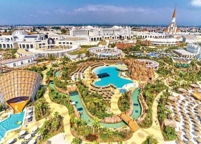 Аквапарк-Диснейленд в Турции